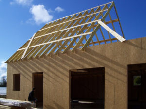 Menuiserie Seite : maison ossature bois
