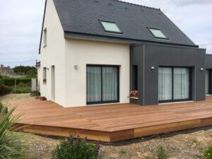 Menuiserie Seite : Terrasse bois